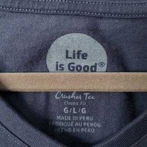 Life Is Good Tops - NWOT Women's Life is Good tee